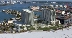 Wyndham Grand Resort in Clearwater Beach Breaks Ground