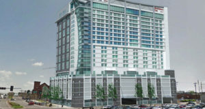 Construction Begins on Marriott's First-Ever Triple-Brand Hotel