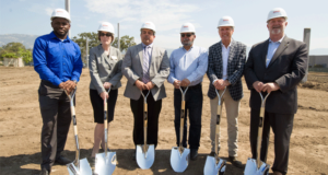 R.D. Olson Breaks Ground on Residence Inn Goleta