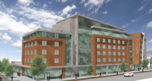 Construction Begins on Hyatt Place Niagara Falls