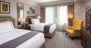 Check Out the New York Barclay Guestroom