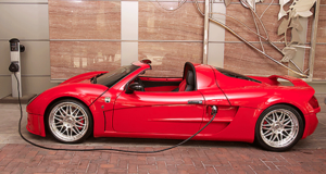 Ritz-Carlton Offers Car Charging Stations