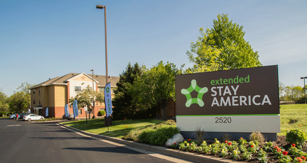 Extended Stay America Sells 25 Hotels to Three Wall Capital