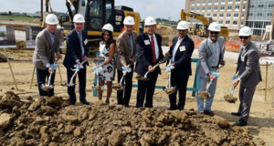 Embassy Suites Noblesville Breaks Ground