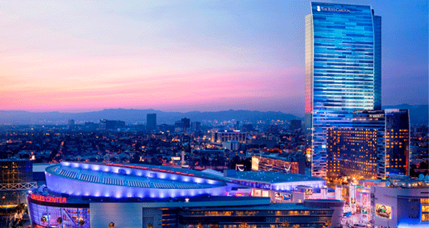 JW Marriott L.A. LIVE Achieves Green Seal Silver Certification