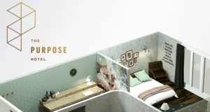 The Purpose Hotel Invites Kickstarter Backing