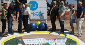 Tru by Hilton Breaks Ground on Third Property