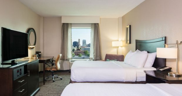 Crowne Plaza Memphis Downtown Completes Renovation