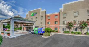 Holiday Inn Express Greenville Airport Undergoes Renovations