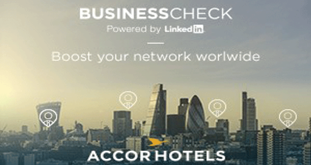 AccorHotels Joins Forces with LinkedIn