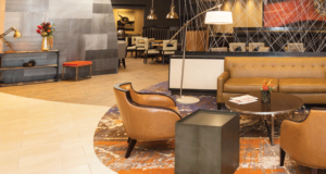 Holiday Inn Dayton Fairborn Showcases New Design