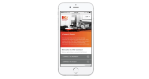 IHG Launches Internet Solution