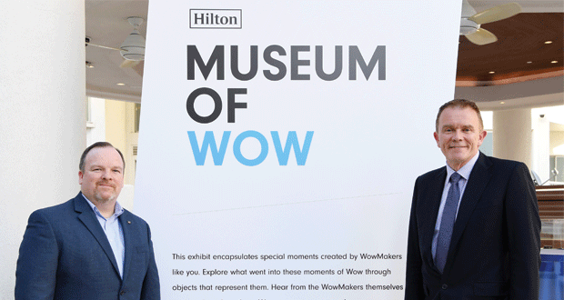 Hilton Launches WowMakers to Celebrate Event Professionals
