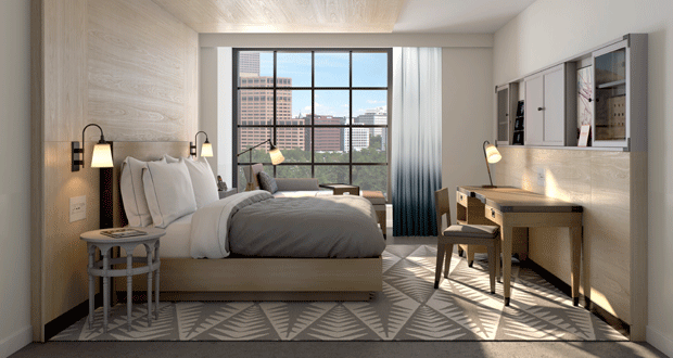 canopy by hilton chicago to open in 2018 - Open Canopy 2016