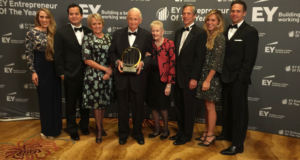 Bill Marriott Jr. Wins EY Entrepreneur of the Year