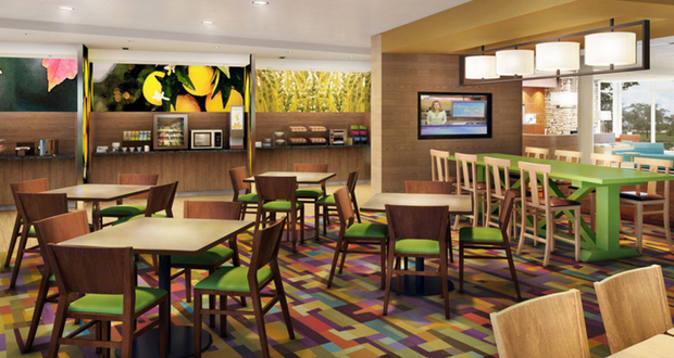 Fairfield Inn & Suites Chillicothe, Mo. Opens