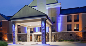 Hawkeye Hotels Acquires Holiday Inn Express North in Cedar Rapids