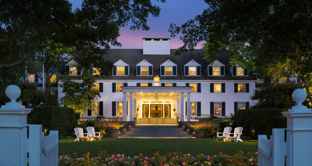 Historic hotels of america inducts 37 new members lodging for Oldest hotels in america