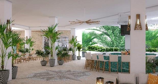 Margaritaville beach resort grand cayman reveals for Margaritaville hotel decor