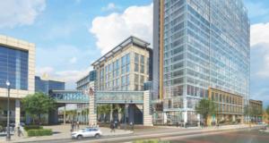 Hilton Announces First Triple-Brand Hotel