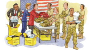 Why Military Veterans and Family Are Well-Suited for Hospitality Careers