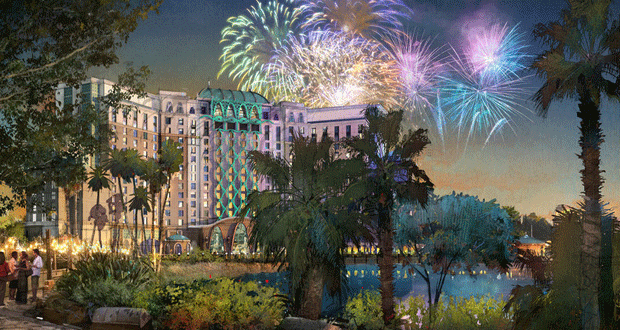 Disney to Renovate Coronado Springs Resort
