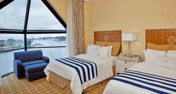 Crowne Plaza Marina Hotel Sells to Shamin Hotels Affiliate