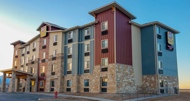 My Place Hotels Opens Second Utah Location