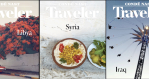 Condé Nast Traveler Launches #TravelisLove Campaign