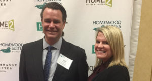 Homewood Suites Wins Connie Pride Merit Award