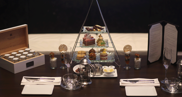 Exploring the Art of Tea at the St. Regis