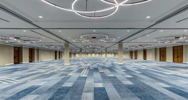 Hilton New Orleans Riverside Renovates Meeting Spaces