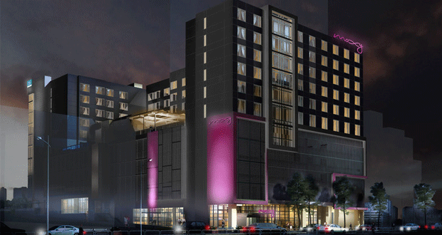 First Dual-Branded AC and Moxy Breaks Ground