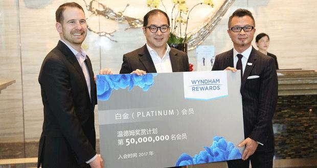 Wyndham Rewards Surpasses 50 Million Members