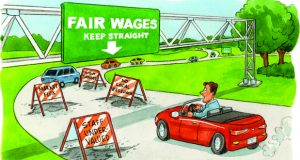 Navigating Fair Wages