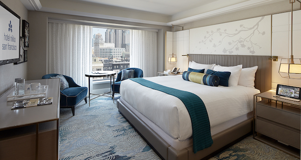 Hotel Nikko San Francisco Opens After $60 Million Renovation