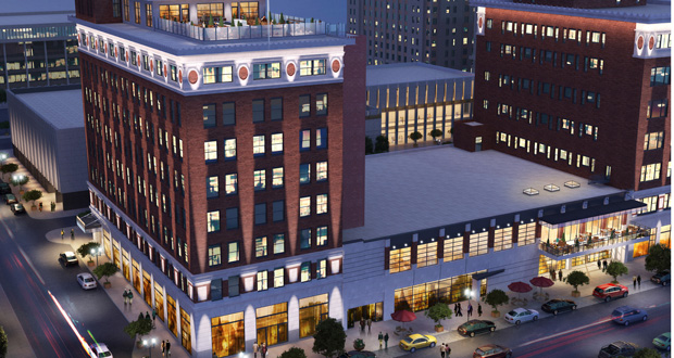 Art-Inspired Hotel, the Current Iowa, to Open in Davenport
