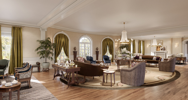 Williamsburg Inn Reveals Multi-Phase Redesign
