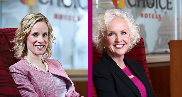 Checking In With Anne Smith and Janis Cannon of Choice Hotels