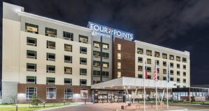 Four Points Houston Named Marriott's Opening Hotel of the Year
