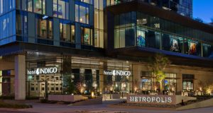Flagship Hotel Indigo Opens in Downtown Los Angeles