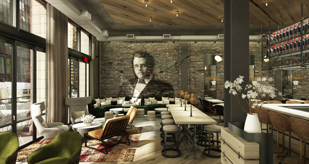 Oxford Capital Group's Hotel Julian to Open Late 2018