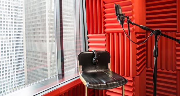 W Hotels Worldwide Unveils W Sound Suite in Seattle