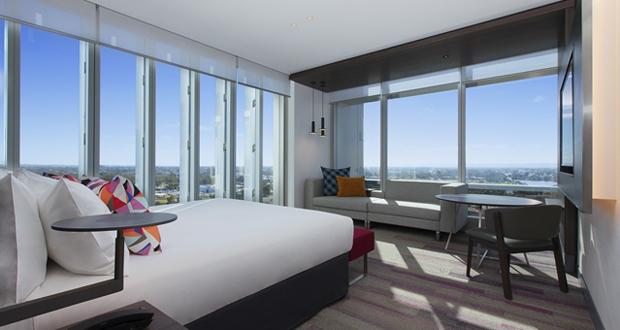 Marriott Debuts First Aloft in Australia