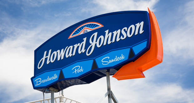 Howard Johnson Wildwood Boardwalk Pays Homage to History