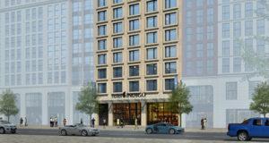 Hotel Indigo Breaks Ground in New York's Financial District