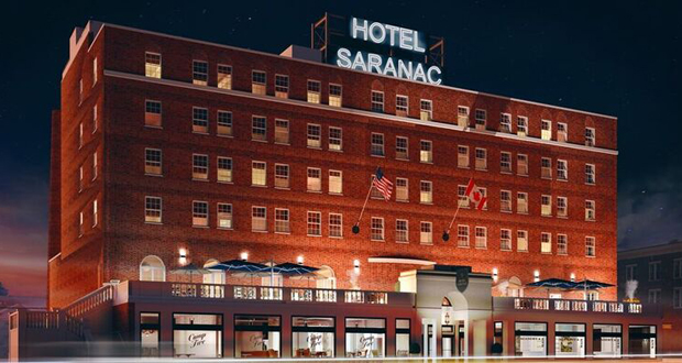 Historic hotels of america adds four new members for Oldest hotels in america