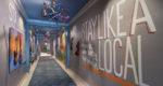 Hotel Versey Art Arrival Corridor