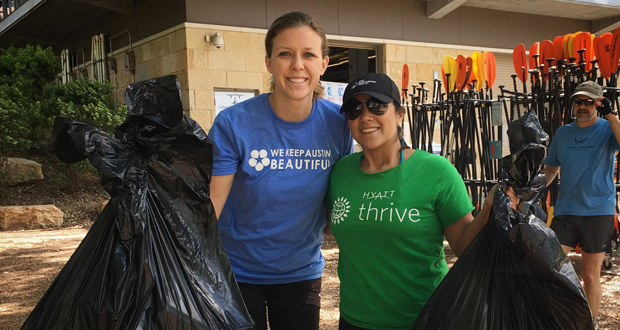 Austin Hotels Team Up To Give Back