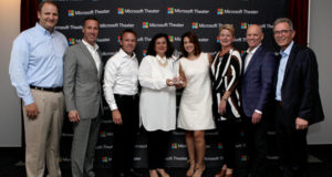 McKibbon Hospitality Receives Marriott Partnership Award